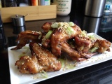Recipe: Sweet and Spicy Sticky Chicken Wings
